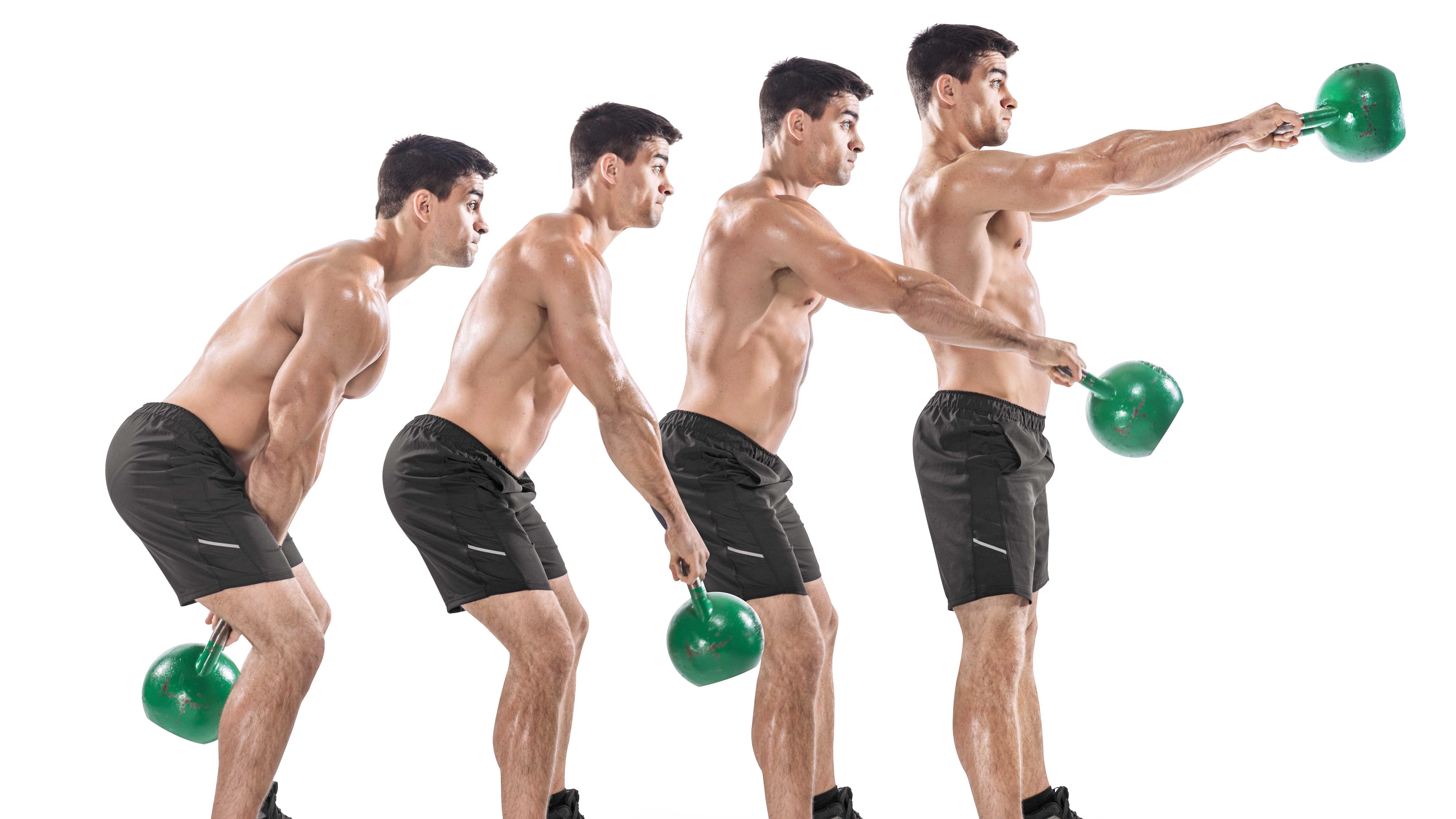 Allenamento funzionale: Kettlebell, esercizi ed allenamento.
