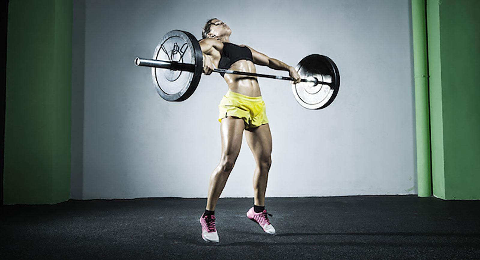 Il power clean? E' un esercizio estremamente efficace per aumentare la forza e l'esplosività.