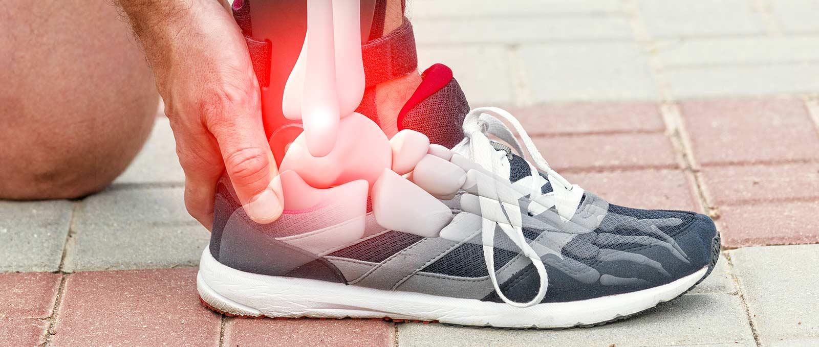 L'importanza del piede nello sport